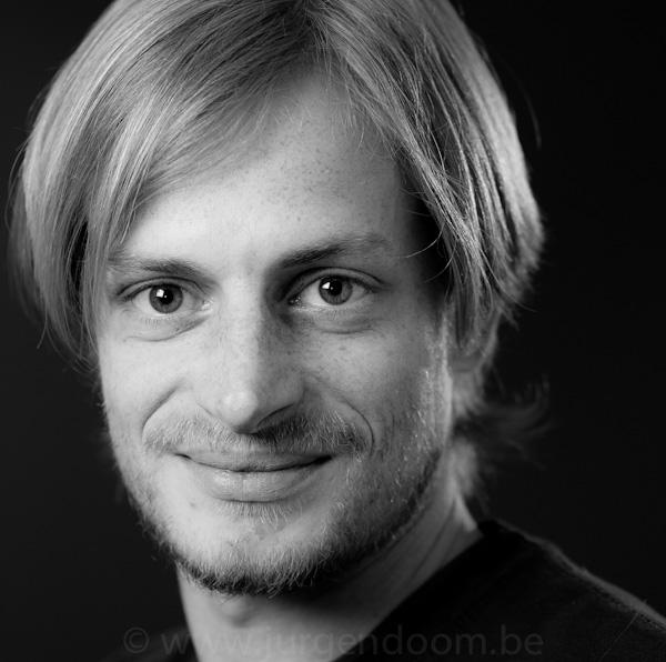 portretfoto voor profielfoto's op sociale media