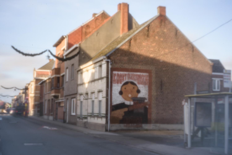 panta rhei kai ouden menei, pinnhole photography, architecture, industrial, murals